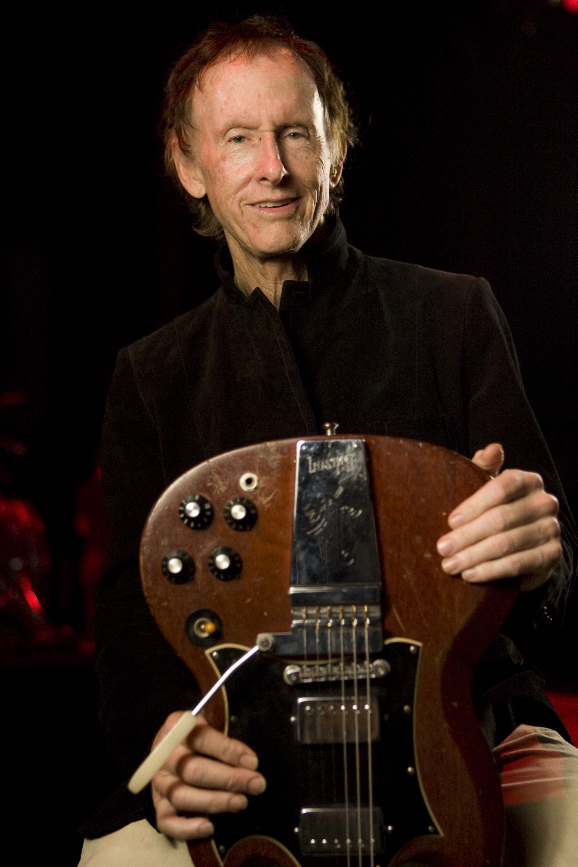 Robby Krieger - photo credit Jo Lopez