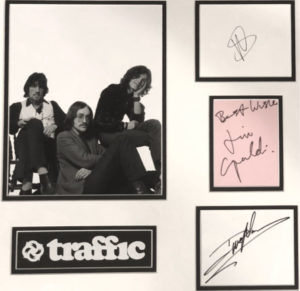 Traffic photo and signatures