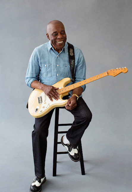Buddy Guy - Photo Credit Josh Cheuse