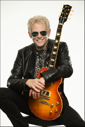 Don Felder with guitar
