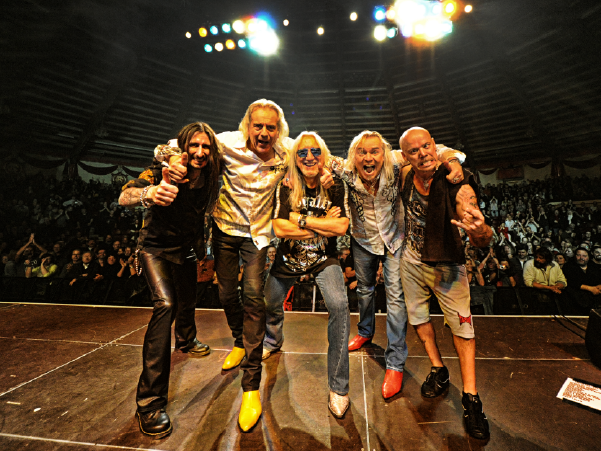 Uriah Heep Photo Credit-Heiko Roith