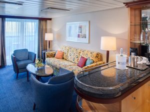 Grand Suite - 1 Bedroom on Independence of the Seas