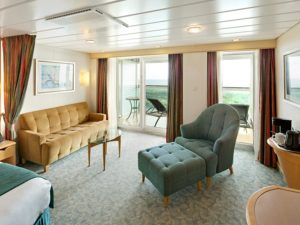 Junior Suite on Independence of the Seas