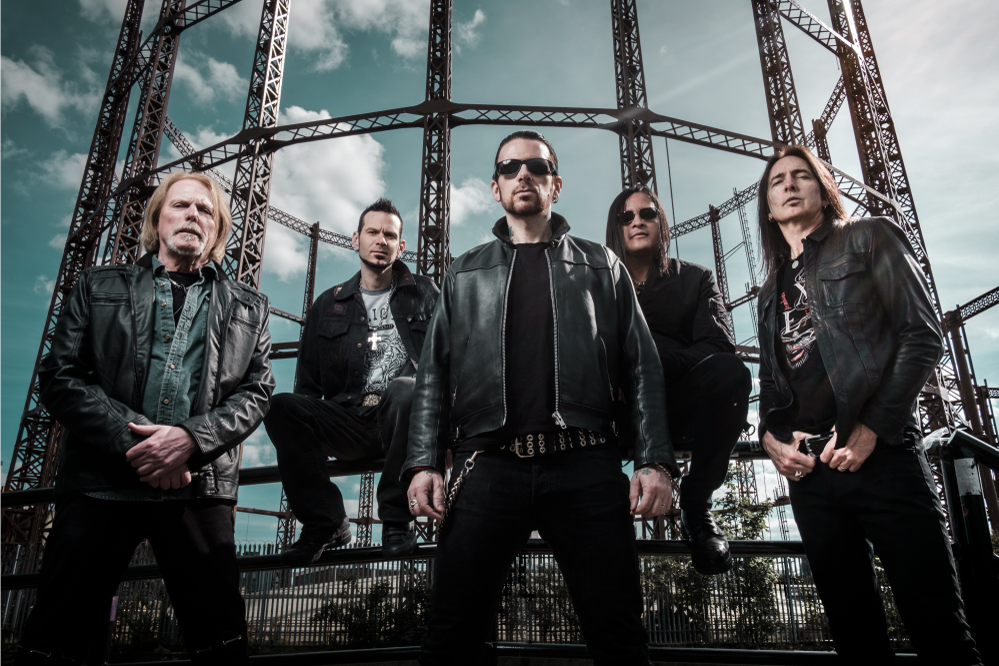Black Star Riders - Photo Credit Richard Stow