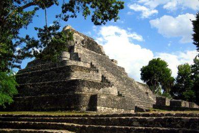Mayan city of Tulúm