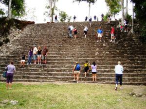 Costa Maya Ruins